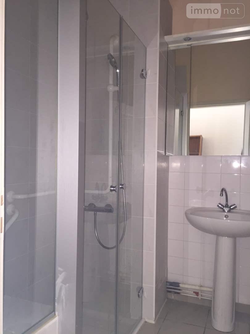 Location appartement Ambérieu-en-Bugey 01500 Ain 53 m2 3 pièces 510 euros