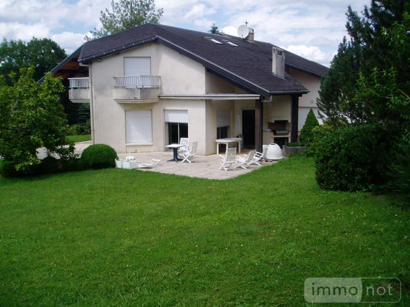 Maison a vendre oyonnax for Modele maison floriot
