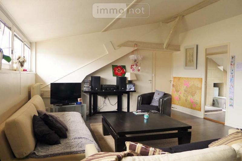 Appartement a vendre Oyonnax 01100 Ain 41 m2 2 pièces 89000 euros
