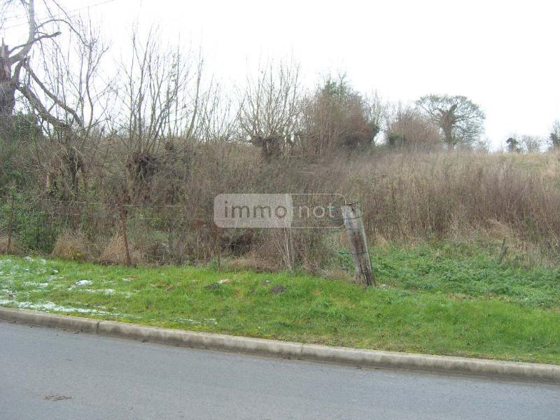 Terrain a batir a vendre Grand-Verly 02120 Aisne 1696 m2  22700 euros
