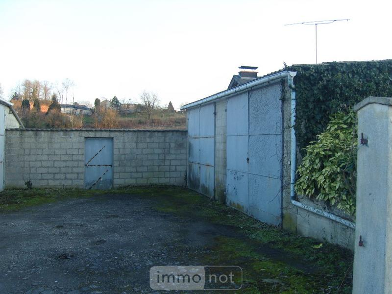 Achat garage parking a vendre guise 02120 aisne 23000 for Garage donnay guise