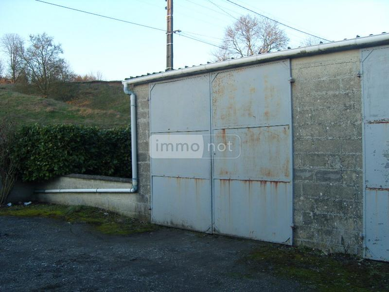 Achat garage parking a vendre guise 02120 aisne 20000 for Garage donnay guise