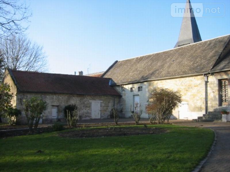Maison a vendre Vadencourt 02120 Aisne 285 m2 7 pièces 295000 euros