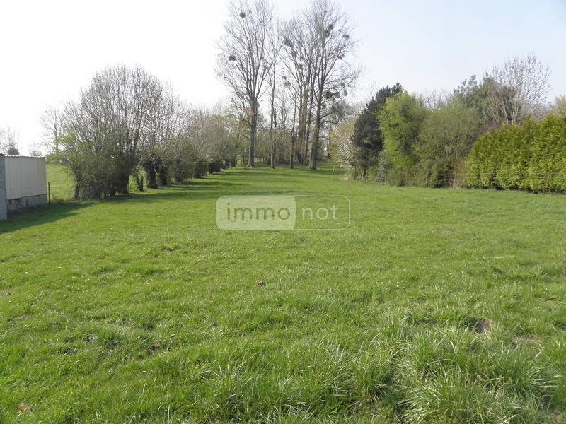 Terrain a batir a vendre Aisonville-et-Bernoville 02110 Aisne 2390 m2  28000 euros