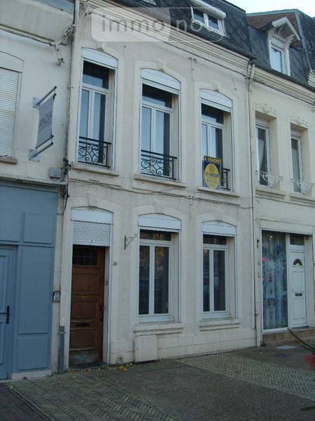 Maison a vendre Guise 02120 Aisne 122 m2 6 pièces 75000 euros