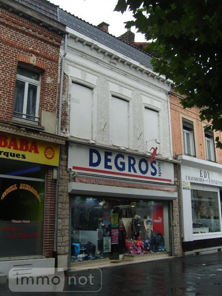 Divers a vendre Denain 59220 Nord 160 m2  166200 euros