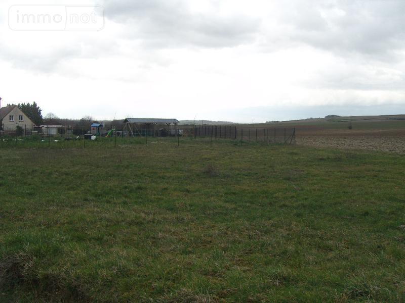 Terrain a batir a vendre Ribemont 02240 Aisne 898 m2  42400 euros