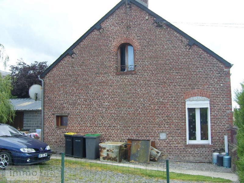 Maison a vendre Oisy 02450 Aisne 110 m2 5 pièces 94100 euros
