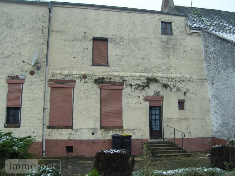 Maison a vendre Étreux 02510 Aisne 140 m2 4 pièces 65000 euros