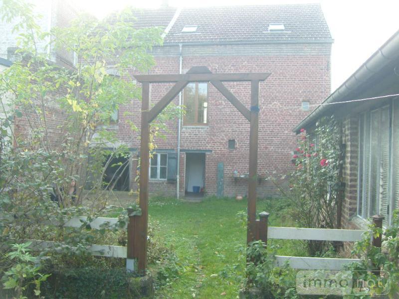 Maison a vendre Guise 02120 Aisne 82 m2 4 pièces 109600 euros