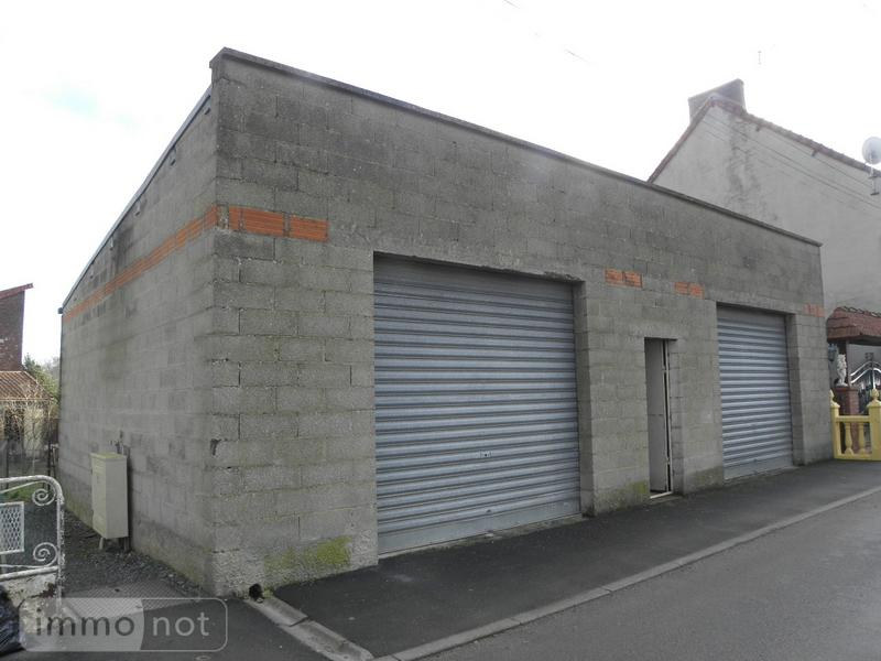 Achat garage parking a vendre guise 02120 aisne 31800 for Garage donnay guise