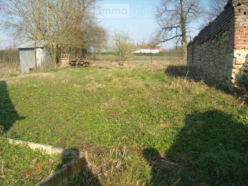 Maison a vendre Vadencourt 02120 Aisne 3 pièces 42400 euros
