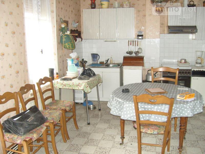 Maison a vendre Guise 02120 Aisne 50 m2 2 pièces 44600 euros