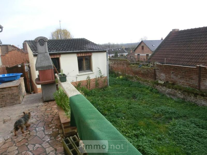 Maison a vendre Bernot 02120 Aisne 92 m2 4 pièces 105000 euros