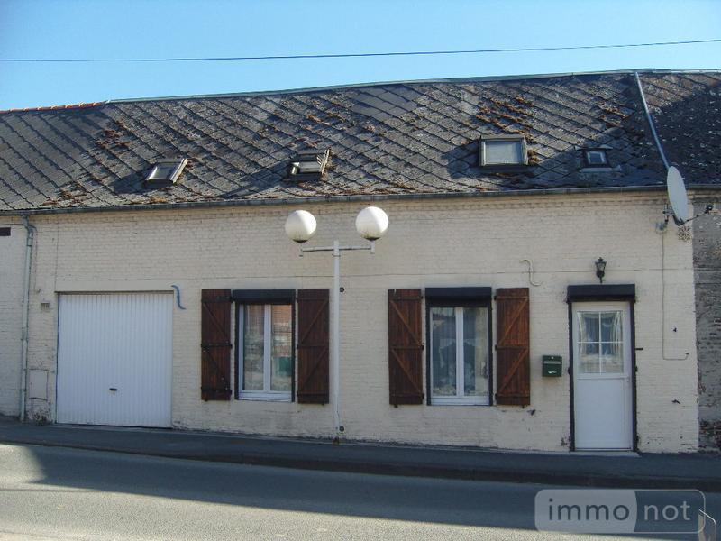 Maison a vendre Le Nouvion-en-Thiérache 02170 Aisne 95 m2 3 pièces 53000 euros