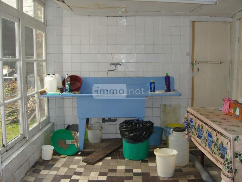 Maison a vendre Guise 02120 Aisne 180 m2 9 pièces 49000 euros