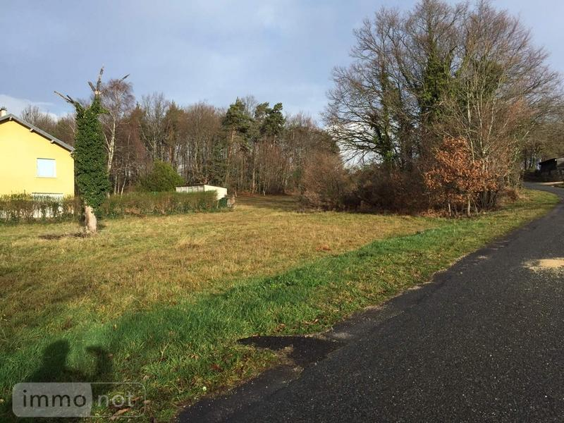 Terrain a batir a vendre Lachaux 63290 Puy-de-Dome 928 m2  8480 euros