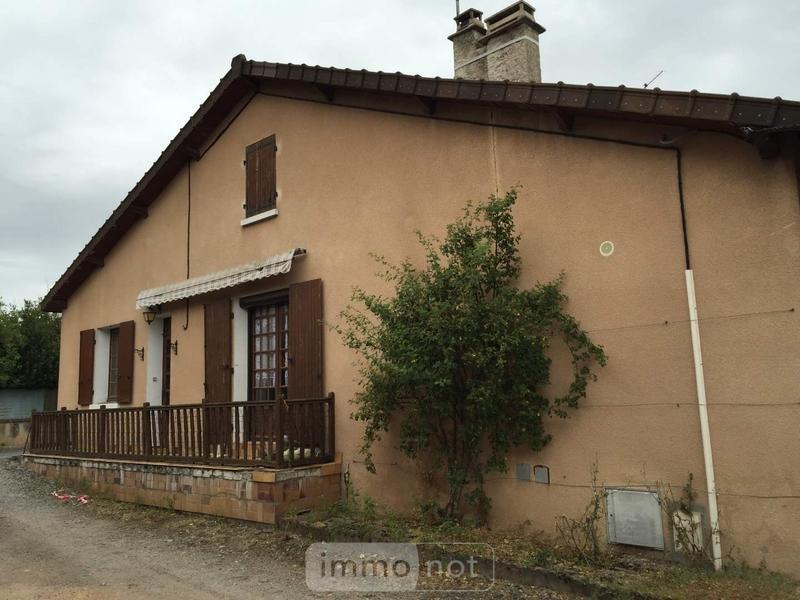 Maison a vendre Abrest 03200 Allier 101 m2 5 pièces 115000 euros