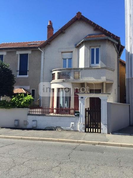 Maison a vendre Vichy 03200 Allier 108 m2 5 pièces 179000 euros