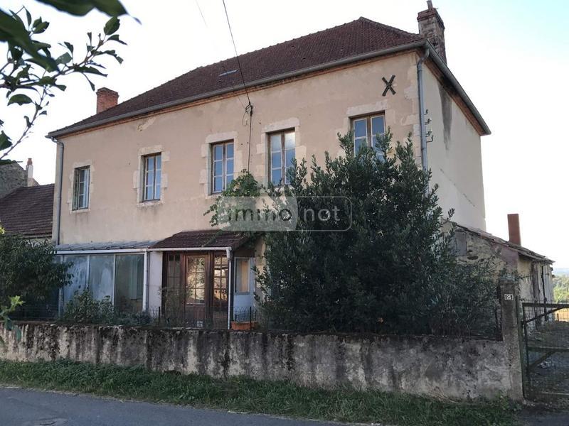 Maison a vendre Abrest 03200 Allier 220 m2 5 pièces 65000 euros