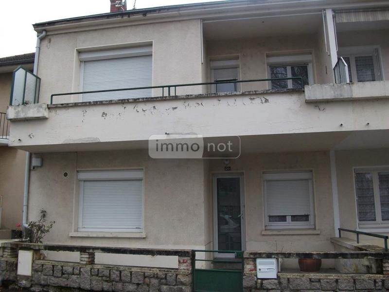 Maison a vendre Vichy 03200 Allier 119 m2 5 pièces 181622 euros