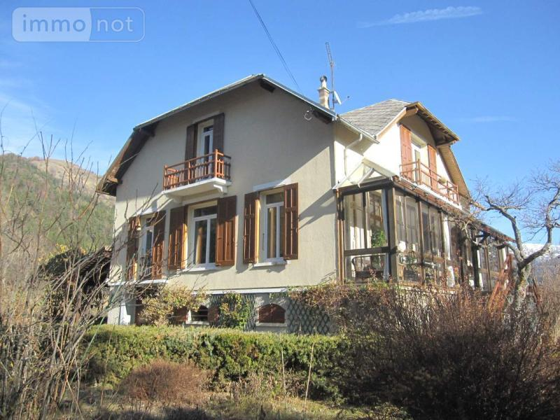 Viager maison saint jean saint nicolas 05260 hautes alpes 200 m2 6 pi ces - Vente maison en viager ...