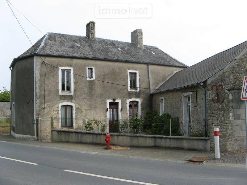 Maison a vendre Colombières 14710 Calvados 70 m2 4 pièces 52865 euros