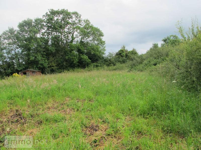 Terrain a batir a vendre Bricqueville 14710 Calvados 1500 m2  31794 euros