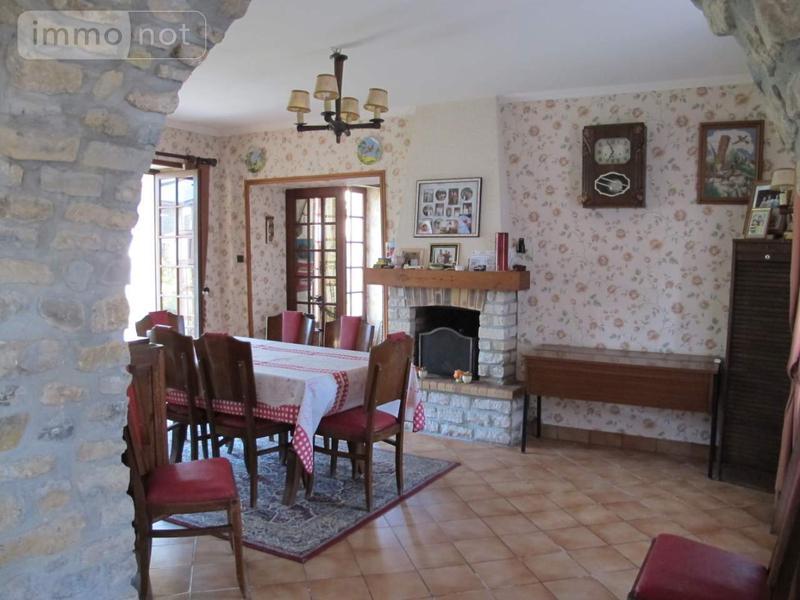Maison a vendre Le Molay-Littry 14330 Calvados 140 m2 6 pièces 115100 euros