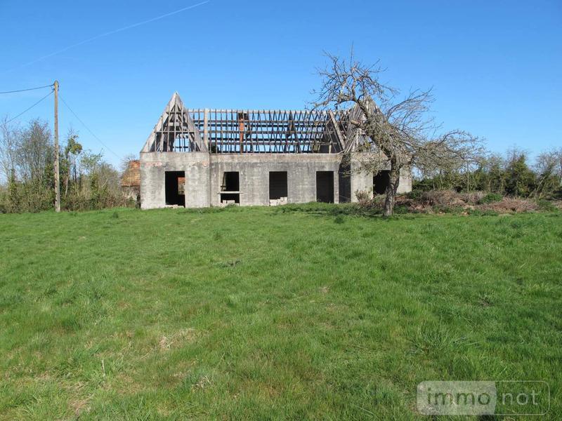 Terrain a batir a vendre Le Molay-Littry 14330 Calvados 7188 m2  73460 euros