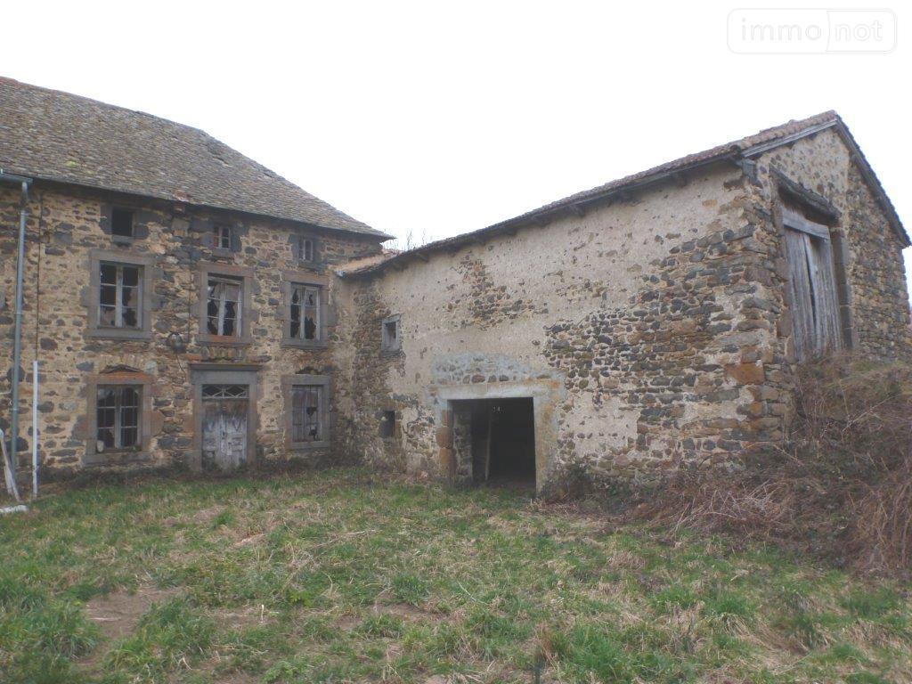 Maison a vendre Saint-Poncy 15500 Cantal 80 m2 6 pièces 47700 euros
