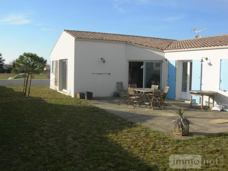 Maison a vendre Nuaillé-d'Aunis 17540 Charente-Maritime 97 m2 5 pièces 227945 euros