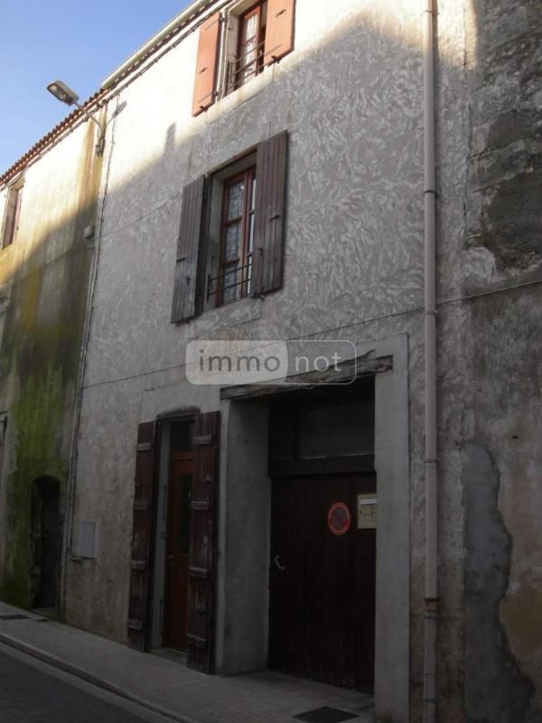 Maison a vendre Marans 17230 Charente-Maritime 105 m2 4 pièces 130122 euros