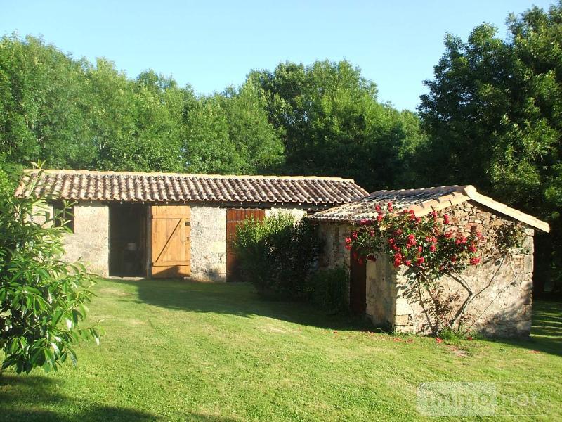 Maison a vendre Saint-Laurs 79160 Deux-Sevres 298 m2 60 pièces 377280 euros