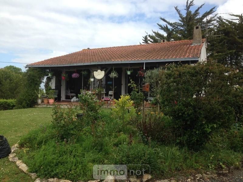 Maison a vendre Marans 17230 Charente-Maritime 90 m2 5 pièces 227972 euros