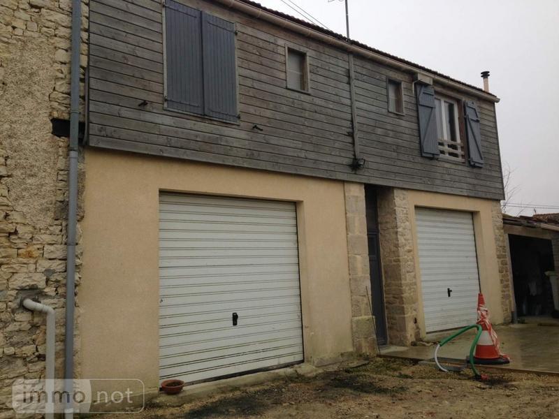 Maison a vendre Saint-Jean-de-Liversay 17170 Charente-Maritime 90 m2 2 pièces 104372 euros