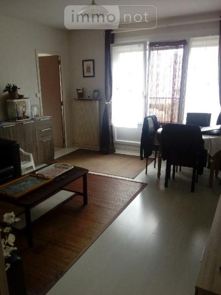 Appartement a vendre Dijon 21000 Cote-d'Or 56 m2 3 pièces 108000 euros
