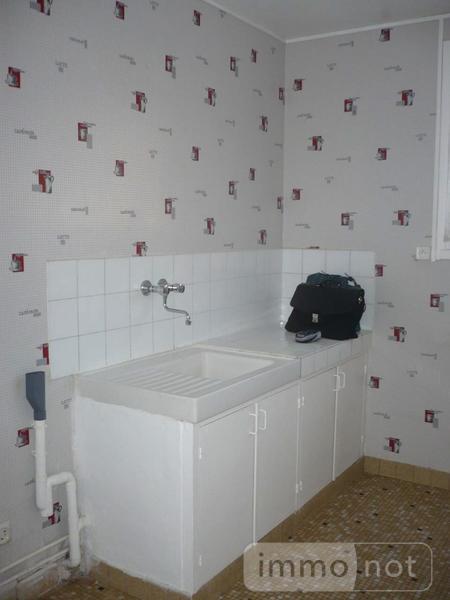 Appartement a vendre Saint-Brieuc 22000 Cotes-d'Armor 60 m2 3 pièces 53000 euros