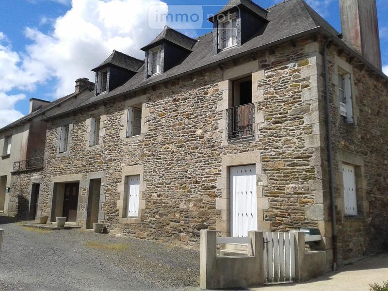 Maison a vendre Éréac 22250 Cotes-d'Armor 98 m2 8 pièces 94072 euros