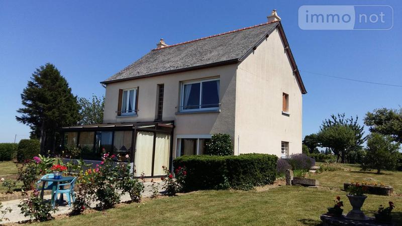 Maison a vendre Broons 22250 Cotes-d'Armor 93 m2 4 pièces 105160 euros