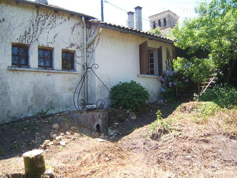 Maison a vendre Mussidan 24400 Dordogne 91 m2 4 pièces 48000 euros