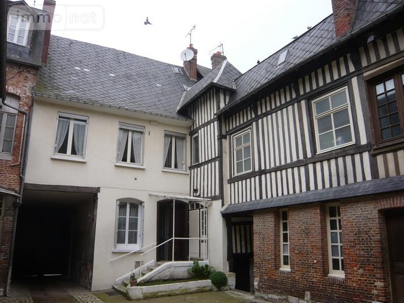 achat maison a vendre pont audemer 27500 eure 90 m2 5 pi ces 140500 euros. Black Bedroom Furniture Sets. Home Design Ideas