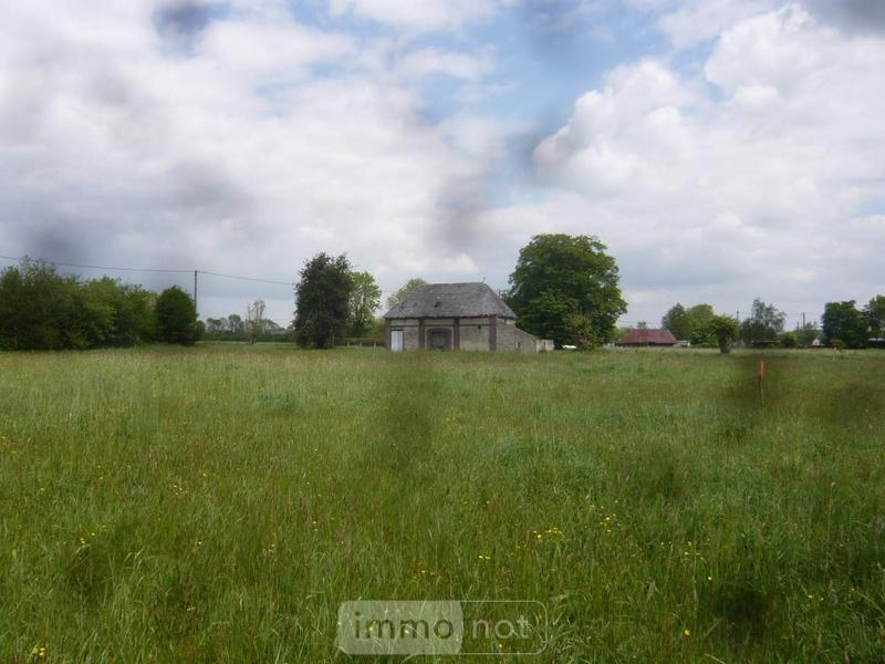 Terrain a batir a vendre Saint-Mards-de-Blacarville 27500 Eure 2733 m2  68540 euros