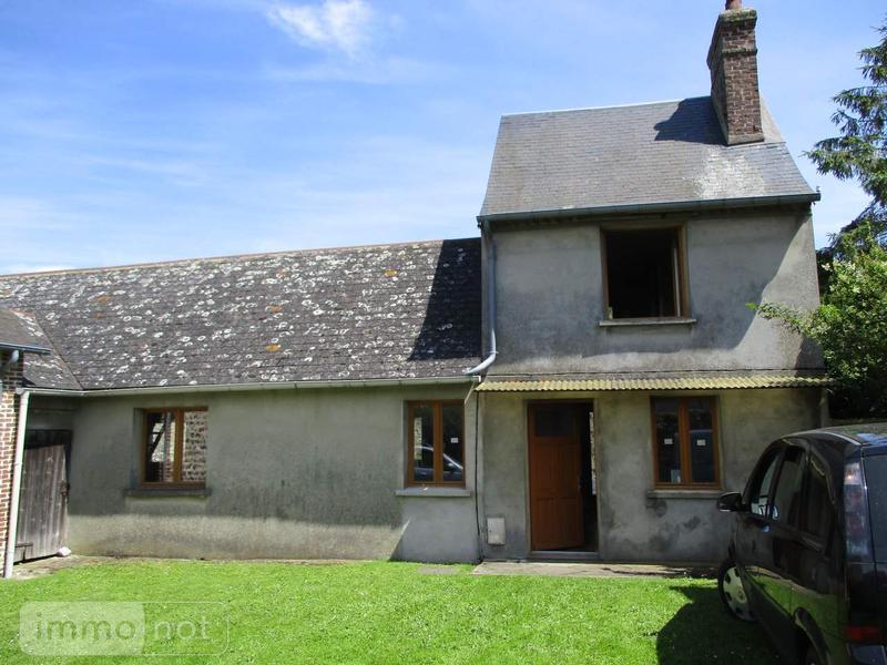 Maison a vendre Quillebeuf-sur-Seine 27680 Eure 76 m2 3 pièces 65432 euros