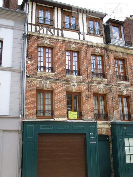Maison a vendre Pont-Audemer 27500 Eure 77 m2 4 pièces 146200 euros