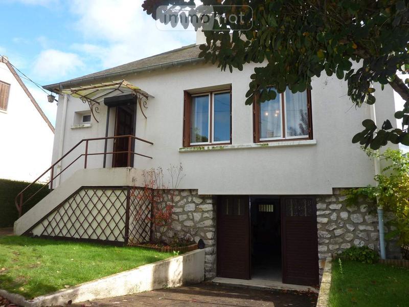 Maison a vendre Nogent-le-Rotrou 28400 Eure-et-Loir 55 m2 3 pièces 99222 euros