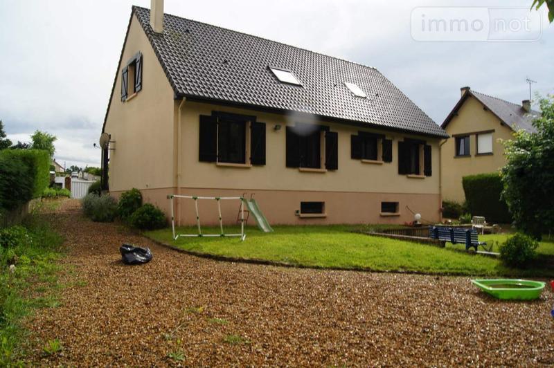 Maison a vendre Champrond-en-Perchet 28400 Eure-et-Loir 165 m2 6 pièces 190800 euros