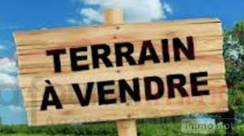 Terrain a batir a vendre Elliant 29370 Finistere 702 m2  21440 euros