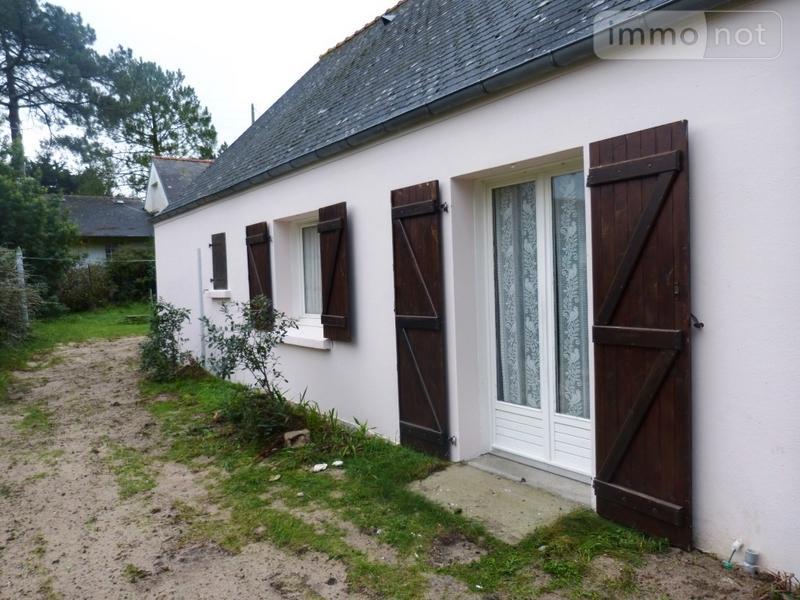 Maison a vendre Île-Tudy 29980 Finistere 104 m2 3 pièces 260800 euros