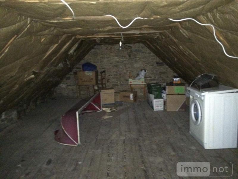 Appartement a vendre La Roche-Maurice 29800 Finistere 56 m2 3 pièces 53000 euros